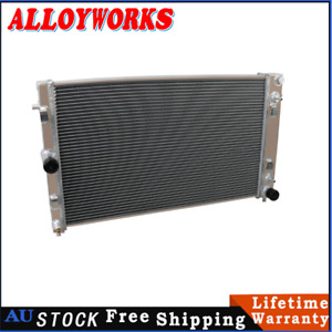 3Row Radiator For HOLDEN VZ COMMODORE V6 3.6L PETROL 2004 2005 2006 2007 AT/MT
