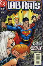 Lab Rats #6 (of 8) Superman John Byrne 2002 Dc Comics