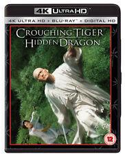 Crouching Tiger Hidden Dragon 4k Ultra HD Blu-ray Aj240