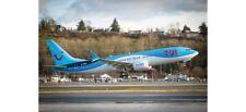 Herpa Snap Wings 1:100 Boeing 737-800 Max 8 TUIfly 612166