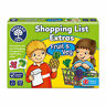 ORCHARD TOYS SHOPPING LIST EXTRAS FRUIT & VEG EDUCATIONAL KIDS CARD GAME TOY