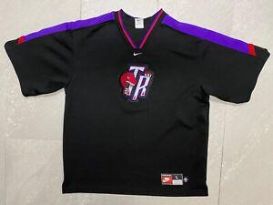 VTG RARE 1998-99 Toronto Raptors Nike Shooting Shirt! Size Large! Small Check!