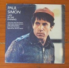 "7"" Single - Paul Simon, Late in the Evening - 1980 CAT# WBS 49511"