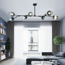 Large Chandelier Lighting Kitchen Lamp Modern Pendant Light Black Ceiling Lights