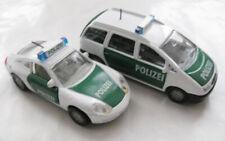 Siku 1416 1093 Autobahn Streifenwagen Polizei Porsche 911 1365 Ford Galaxy 1323