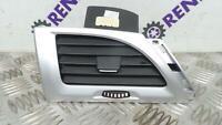 Renault Megane III 2009-2015 LH UK Passenger Side Dash Board Vent Silver