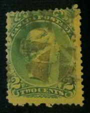 Canada  SC #24  Used  VG  1868