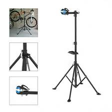 Adjustable Bicycle Bike Repair Stand Cycle Maintenance Mechanic Workstand Rack