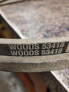 Woods Brand Belt #53418
