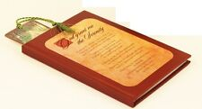 Serenity Writing Journal Lined Pages Notebook Diary Memories Mom Dad Kids Teens
