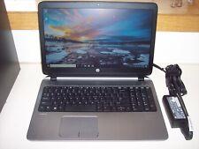 """HP Probook 450 G3/Core i5-6200U 2.3ghz 6th gen/8GB/500GB HD/15""""/Win10P-NICE!!!"""
