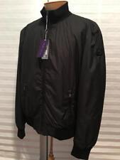 $995 NWT RALPH LAUREN Purple Label Black Nylon w/Fill Jacket XXL