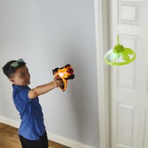Strike Laser Tag Game UFO Drone Set Toy Shooting Gun Blasters For Kids