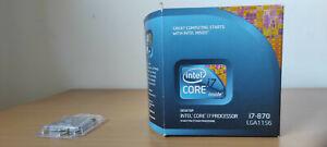 i7-870 - Processeur Intel