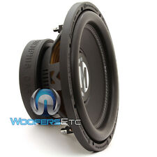"MEMPHIS BR12D4 12"" SUB 800W MAX CAR AUDIO DUAL 4-OHM SUBWOOFER BASS SPEAKER NEW"