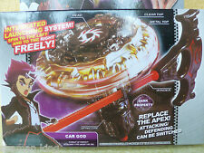 Hongyi Dread Dragon für Beyblade Arena & Duell - Super Power Kampfkreisel