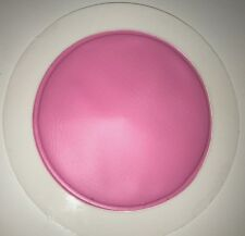 1 TAX DISC-PERMIT HOLDER  - ref pink  in self cling - (produced in the uk)
