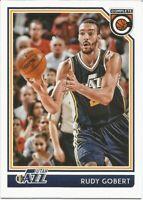 Rudy Gobert Panini Complete 2016/17 - NBA Basketball Card #137