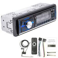 Single 1 Din DAB+ RDS FM AM Car Radio Stereo Audio MP3 Player USB TF Bluetooth
