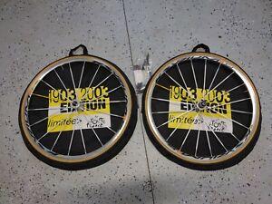 Mavic Ksyrium SL Tour De France limited edition wheelset