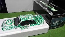 Sunstar Audi Quattro N.8 4th RAC Rally 1985 - P. Eklund et B. Cederberg Echelle 1:18 Voiture Miniature - Blanche