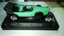 AUTO 1:43 SOLIDO HISPANO Torpedo 4162 $
