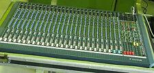 Soundcraft 24 channel Spirit Live 4.2 FOH console