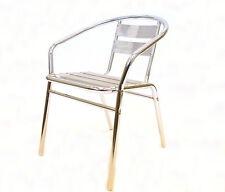 YA-201 Aluminio sillas de jardín, asientos Cafe, muebles de jardín, patio Sillas