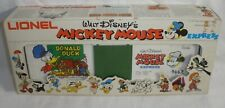 Lionel Walt Disney's Mickey Mouse Express Donald Duck Hi Cube 6-9662