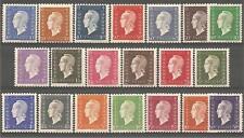 N°682 à 701 - 20 TIMBRES NEUFS** de France // 1945