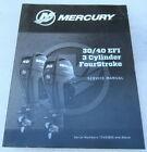 Mercury 30/40 EFI 3 Cylinder FourStroke 2016 Service Manual P/N 90-8M0105569