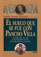 El sueco que se fue con Pancho Villa-ExLibrary