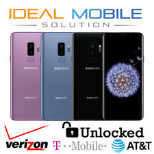 Samsung Galaxy S9 Plus S9+ SM-G965U 64GB / 128GB / 256GB (Unlocked) Smartphone