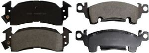For Buick Cadillac Chevrolet GMC Jeep Pontiac Front Disc Brake Pads Monroe FX52