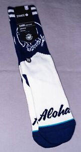 Stance x Hawaii Exclusive Socks 'Lady Lei'   M   Crew   New With Tags