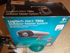Logitech Alert 750e Master System IP Network Color Security Outdoor Camera
