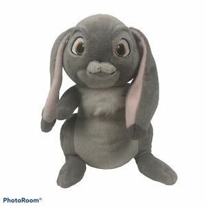 "DISNEY Princess Sophia Clover Rabbit Plush Measures 11"" Multi Colors"