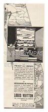 1927 DOCUMENT (ref PUB) MAROQUINERIE VUITTON   1/2p
