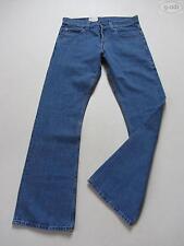 Stonewashed Levi's L34 Herren-Jeans