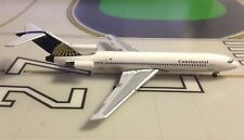 Continental Boeing 727-224 N88715 Final colors 1/400 scale diecast Aeroclassics