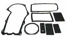 1964-1972 CHEVY CHEVELLE & MALIBU w/o A/C, HEATER SEAL KIT, 8 PIECES