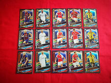 Topps Match Attax Champions League 2016-2017 Limited Edition Complete set