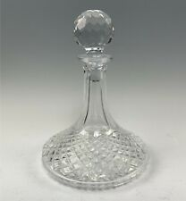 Estate Waterford Crystal Alana Ships Decanter