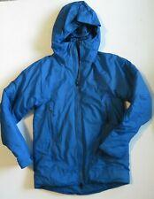 Patagonia Mens Micro Puff Storm jacket hoody  Balkan Blue  Size XS  NWT