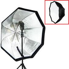 "New 32""/80cm Speedlite Octagonal Umbrella Softbox for Portrait Photography"