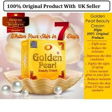 Goldon Pearl Whitening Beauty Cream Skin Care Fairness Clear Pimples Wrinkles