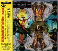 "Earth, Wind & Fire ‎- Millennium"" JAPAN CD OBI_WPCP-5500"