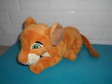 18.6.10.1 Peluche Le roi lion Disneyland 30cm