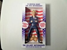 The Hillary Nutcracker 2007 Stainless Steel Thighs - NEW