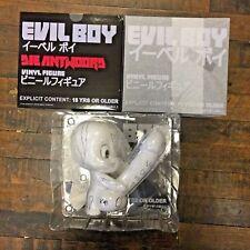 LOT OF 3 Die Antwoord x Good Smile EVIL BOY Witblitz Vinyl Figure YOLANDI signed